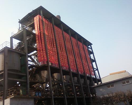 陕西高炉煤气干法净化回收技术