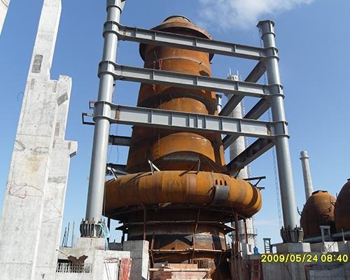 环保除尘设备EPC总承包建设项目