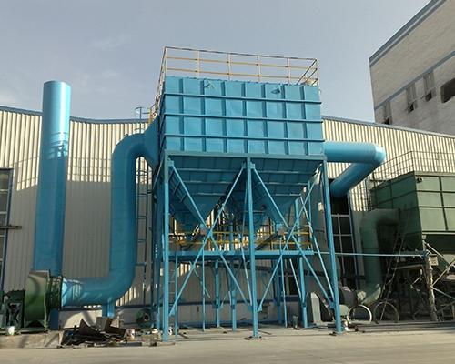 铝行业除尘器工程业绩