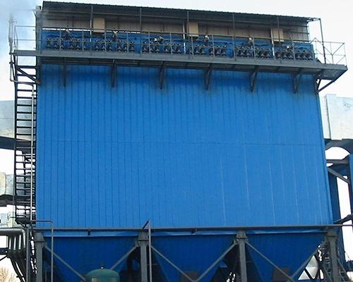 越南和发钢铁除尘系统业绩