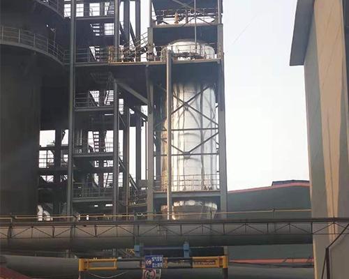 高炉炉顶均压煤气净化回收技术
