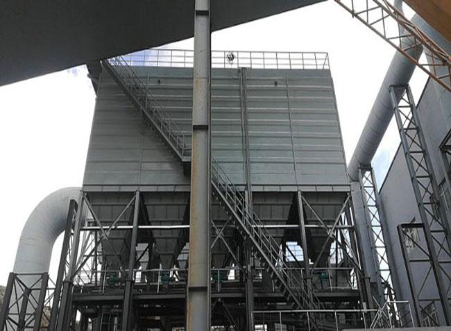 乌海XLCM长袋低压脉冲布袋除尘器
