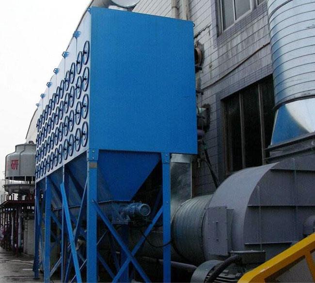超低排放滤筒除尘器