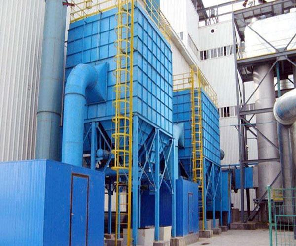 熔铝炉除尘器,袋式除尘器,熔炼炉除尘设备