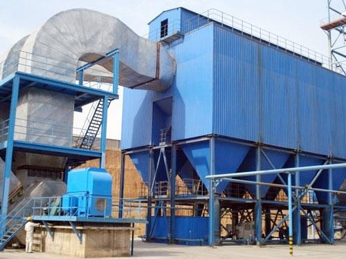 炼铁炉熔锌炉熔铝炉除尘器