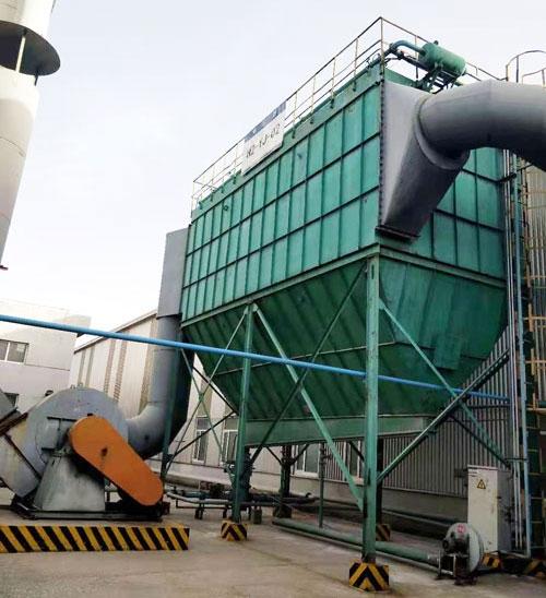 铝行业除尘器环保工程业绩